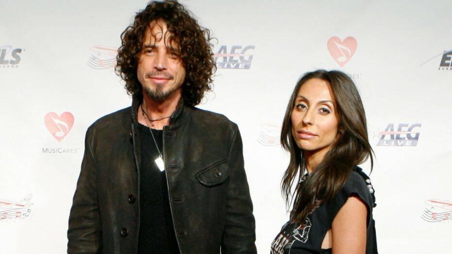 Immagine che spiega che l'articolo parla della moglie di Chris Cornell