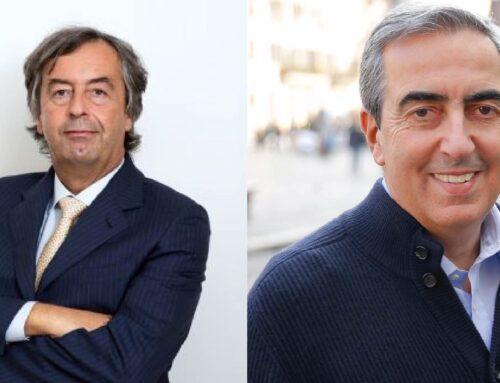 """Burioni e Gasparri: la prima """"blastata"""" del 2020"""